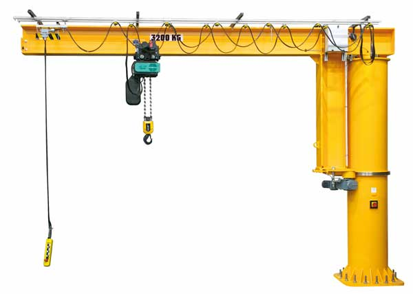 What Are The Different Types Of Cranes : What is jib crane how many types can it be divided into