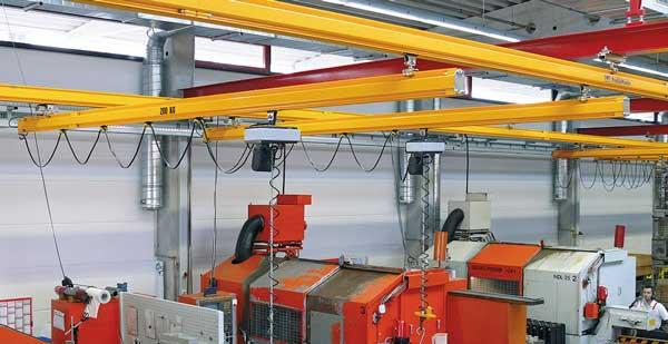 Workstation Crane Systems : Workstation crane for sale anson